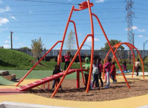 Pick of the Playgrounds